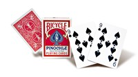 Bicycle® Pinochle