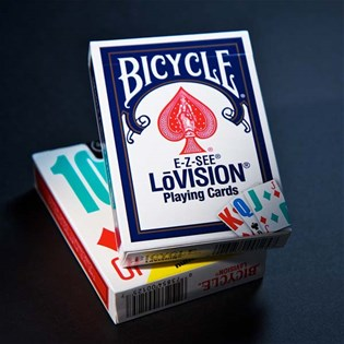 Bicycle® Lo Vision