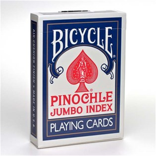 Bicycle® Pinochle Jumbo