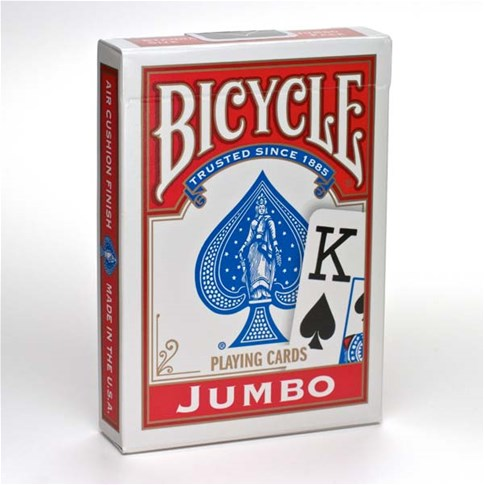 Bicycle® Jumbo