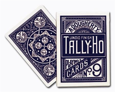 Tally Ho® Fan/Circle Back
