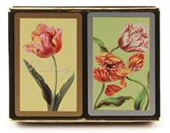 Tulips Gold & Silver Bridge Standard