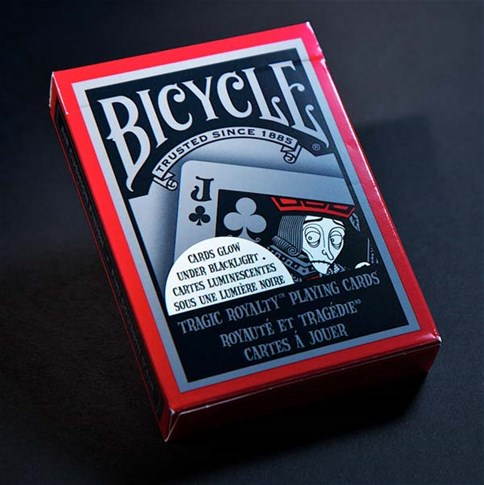 Bicycle® Tragic Royalty