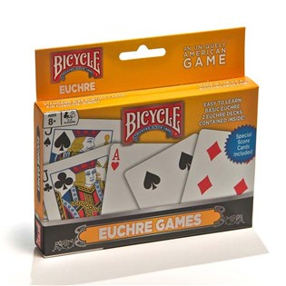 Bicycle® Euchre Set