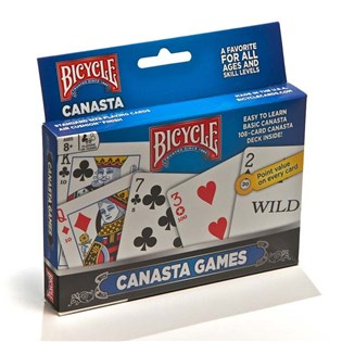 Bicycle® Canasta Set