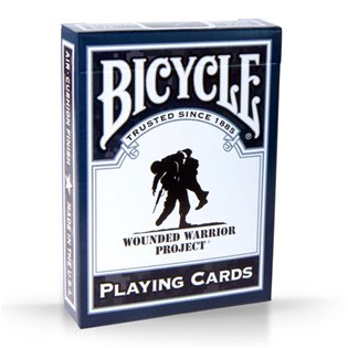 Bicycle Wounded Warrior Deck