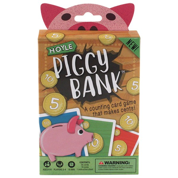 Hoyle® Piggy Bank