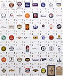 Craft Beer Uncut Sheet